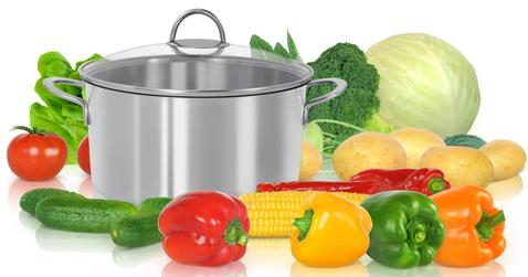 Babybrei selber kochen/dampfgaren – Die Grundsätze